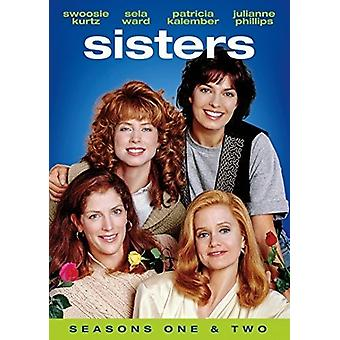 Sisters: Seasons One & Two [DVD] USA import