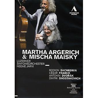 Martha Argerich & Mischa Maisky [DVD] USA importieren