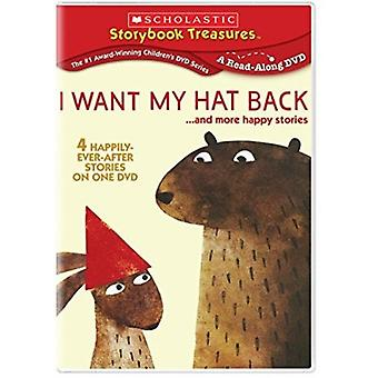 I Want My Hat Back & More Happy Stories [DVD] USA import