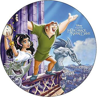 Disney - The Hunchback of Notre Dame LP [Vinyl] USA import