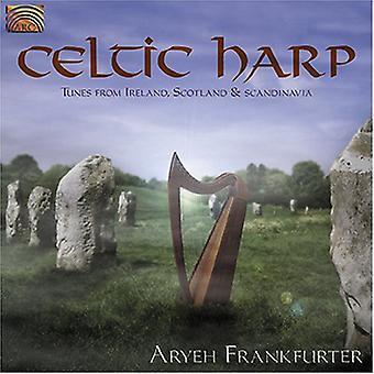 Aryeh Frankfurter - importation des USA de la harpe celtique [CD]