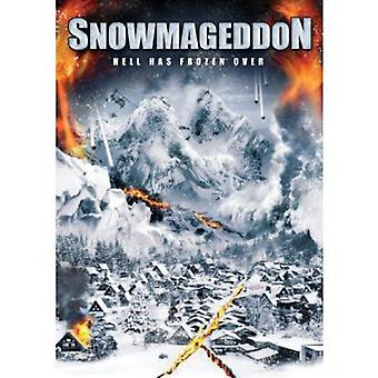 Snowmageddon [DVD] USA import