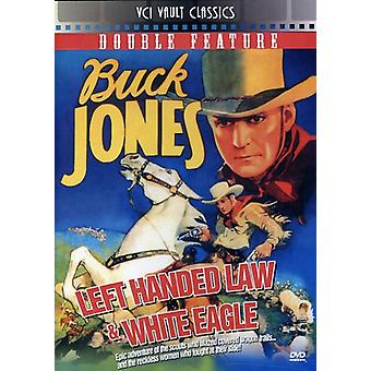 Buck Jones - Buck Jones: Western Double Feature Volume 2 [DVD] USA import