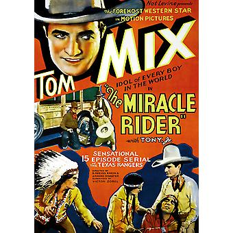 Miracle Rider [DVD] USA import