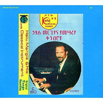 Hailu Mergia - Hailu Mergia & hans klassiske Instrument: [CD] USA import