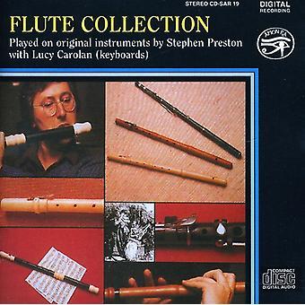 Stephen Preston - fløjte samling [CD] USA import