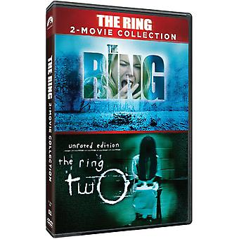 Ring / Ring zwei Film-Sammlung [DVD] USA import