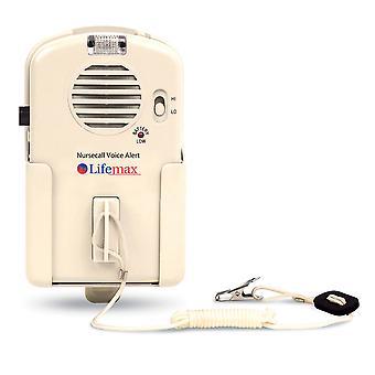 Lifemax Voice Alarm mit drahtlosen Nursecall Option