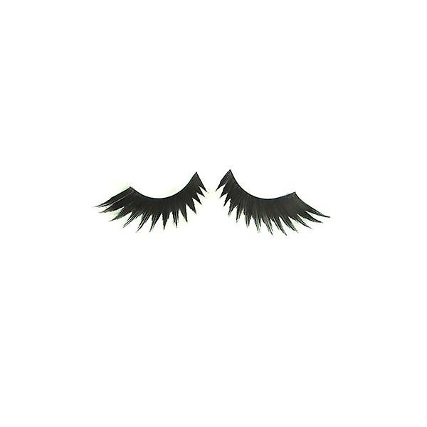 W.A.T Black Bold Synthetic False Eyelashes