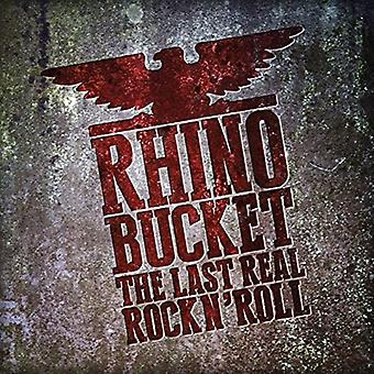 Rhino spand - Rhino spand-den sidste rigtige Rock N Rol [CD] USA importerer