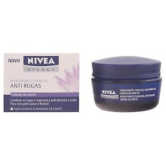 Nivea Essential Anti-Wrinkle Night Cream 50 ml