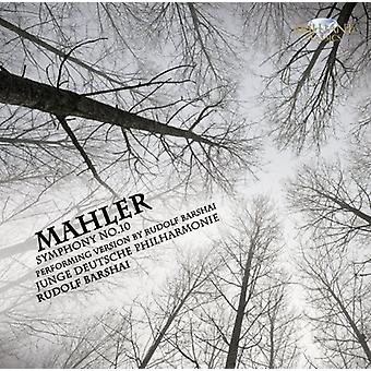 G. Mahler - Mahler: Symfoni nr 10 [CD] USA import