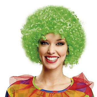 My Other Me Green Curly Wig (Costumes)