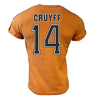 Johan Cruyff Holland 1974 World Cup Shirt (Cruyff 14)