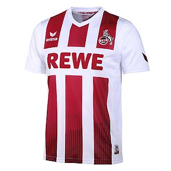 2017-2018 FC Koln Erima Home Football Shirt
