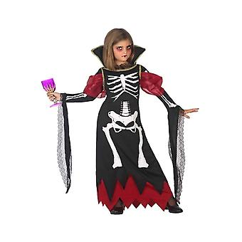 Children's costumes  Vampire halloween dress for girls