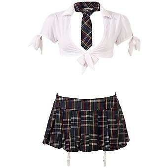 School girls uniform