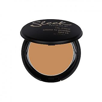 Sleek Make Up Base De Maquillaje Crème To Powder (Makeup , Face , Foundation)