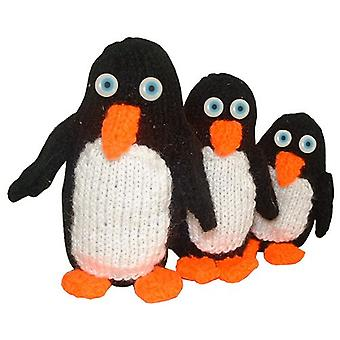 Knita Pets Percy the Penguin Kintting Kit by Krasnaya 6+