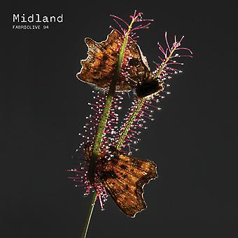 Midland - Fabriclive 94 [CD] USA importerer