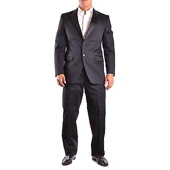 Dolce E Gabbana men's MCBI099150O black cotton suit