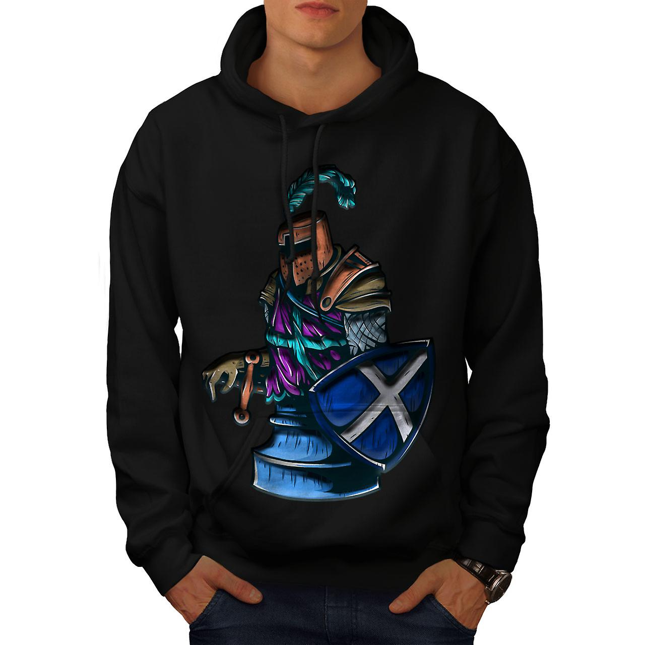 Sir chevalier Unique Men noirHoodie