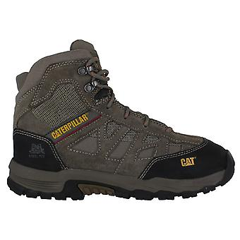 Caterpillar Structure Mid Steel Toe SB Safety Work Boots