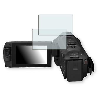 Panasonic HC-WX970M screen protector - Golebo crystal clear protection film