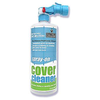 Natural Chemistry 00177 Spary-On Pool Cover Cleaner Quart