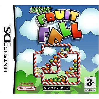 Super Fruitfall (Nintendo DS)