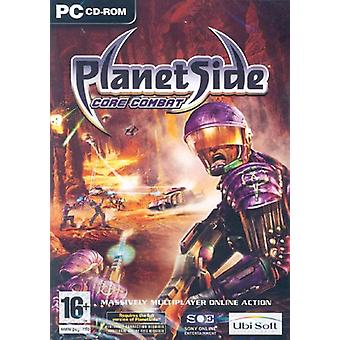 Planetside Core bekämpa Expansion Pack