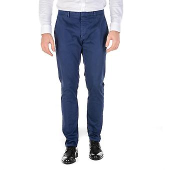 Hugo Boss Mens Pants Blue Helgo