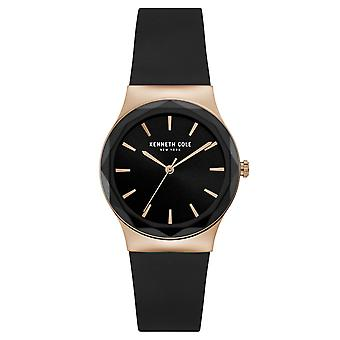 Kenneth Cole New York women's wrist watch analog Silicon KC50060001