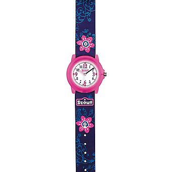 Scout child watch learning Crystal - FLOWERY girl 280305028