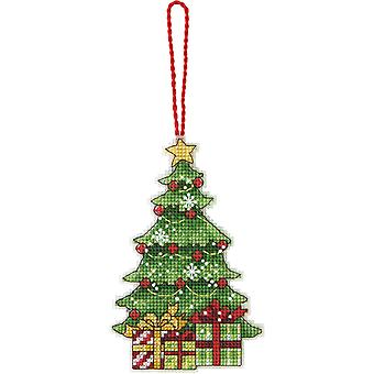 Susan Winget Tree Ornament Counted Cross Stitch Kit-3