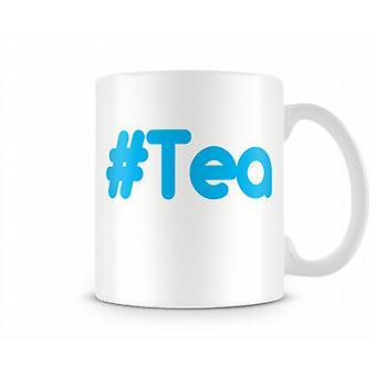 Hash Tea Printed Mug