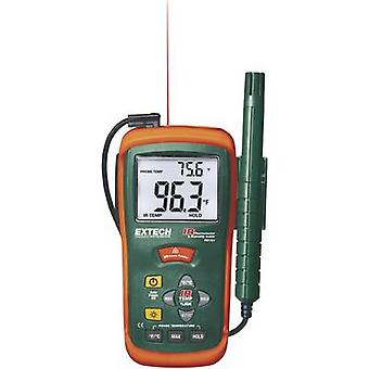 Extech RH101 InfraRed Thermometer & Hygrometer