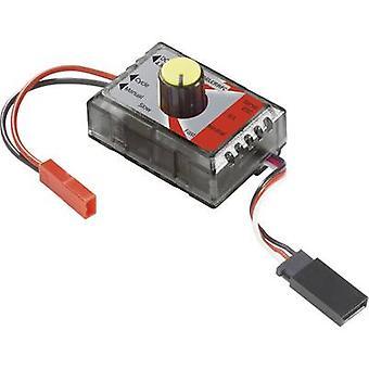 Probador de servos Modelcraft (L x W x H) 45 x 23 x 30 milímetros 1 PC