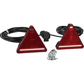 LEDs Lighting set Turn signal, Reflector , Brake light, Tail light, Rear fog lamp