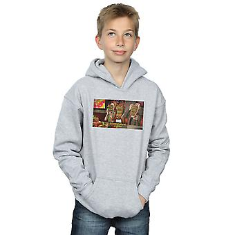 Scoobynatural Boys Supernatural Snakcks Hoodie