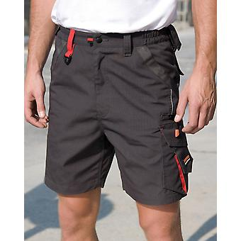 Result Workguard Technical Work Shorts (Multi Pockets & Windproof) - R311X