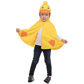 Duck duck costume for kids animal costume Cape