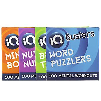 Cheatwell Games IQ Busters Brain Bafflers Quiz Set***