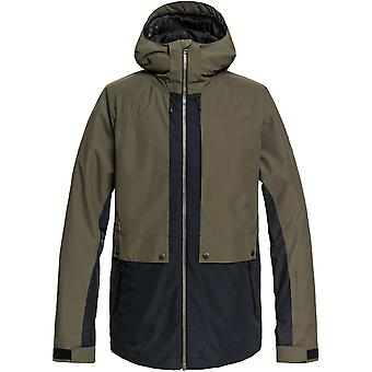Quiksilver Mens TR Ambition Warm Snow Ski Parka Jacket