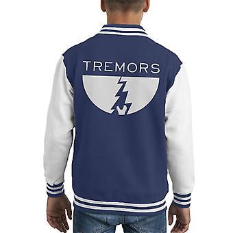 Tremors MinimalKid's Varsity Jacket