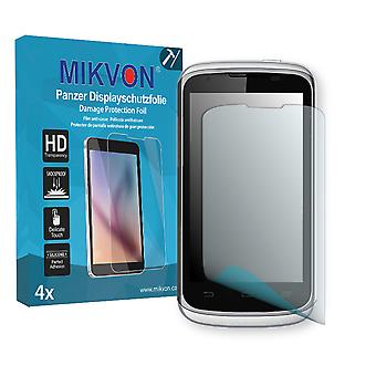 ZTE Sonata 4G Screen Protector - Mikvon Armor Screen Protector (Retail Package with accessories)