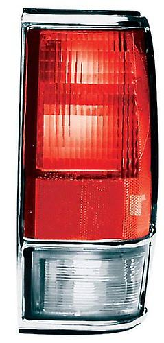 TYC 11-1324-95 Chevrolet GMC Passenger Side ReplaceHommest Tail lumière Assembly