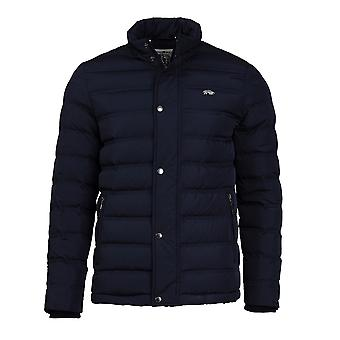 Down Filled Jacket - Navy
