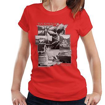 Official Volkswagen Built For Summer Women's T-Shirt