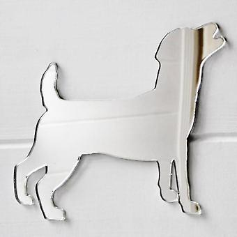 Jack Russell Terrier Dog Acrylic Mirror